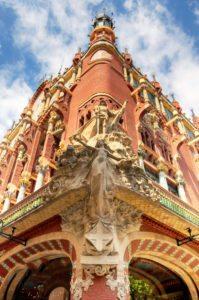 Дворец Каталонской Музыки Барселона