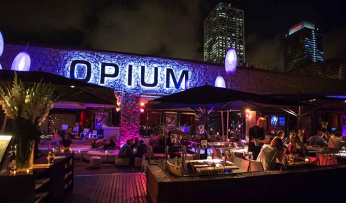 Opium Mar Barcelona