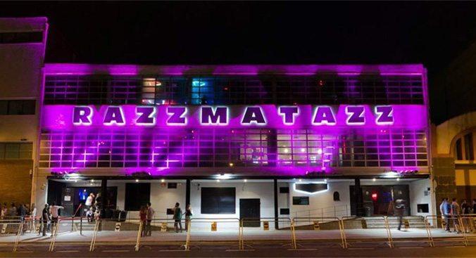 Клуб Razzmatazz Barcelona