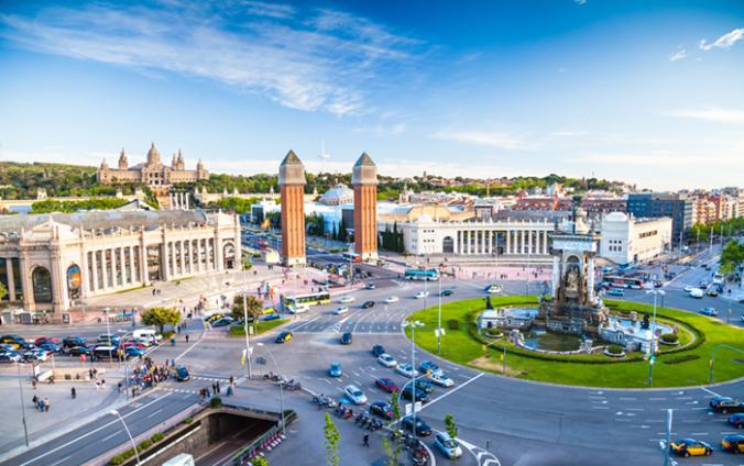 Барселона экскурсии на русском языке