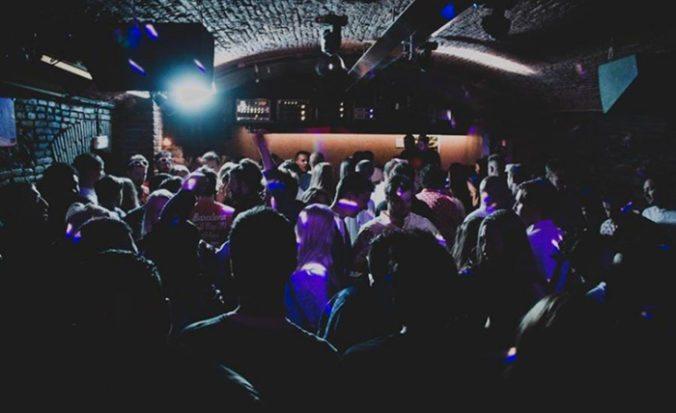 Ночной клуб Jamboree Barcelona