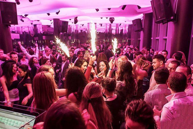 Лучшие вечеринки Барселоны