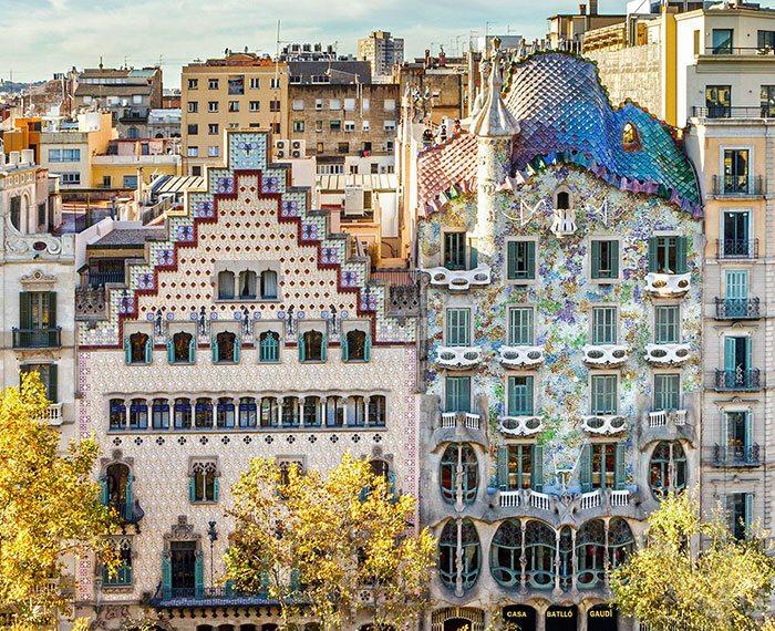 Дом Бальо Барселона Самостоятельно