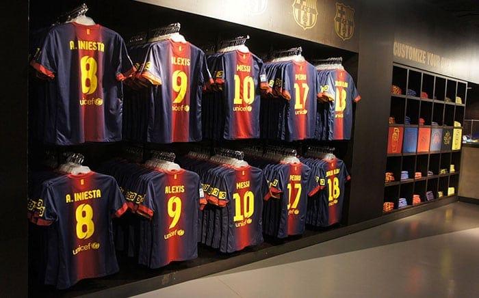 Музей футбольного клуба Барселона