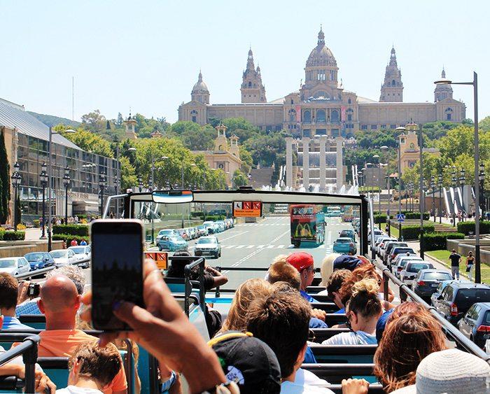 Как купить билеты в Бас Туристик Барселона