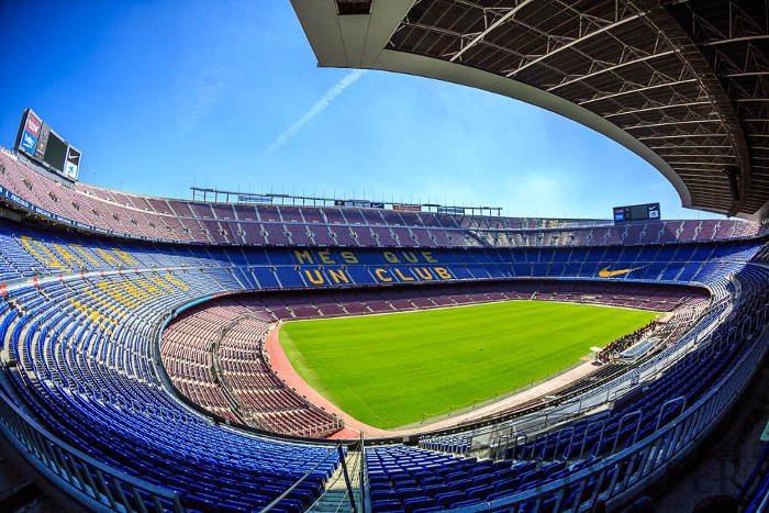 Барселона: достопримечательности с фото и описанием: Камп Ноу