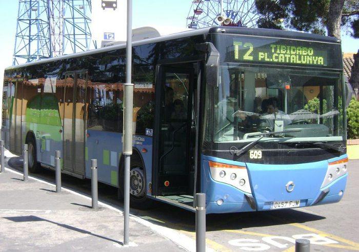 Самый простой способ: автобус Tibibus