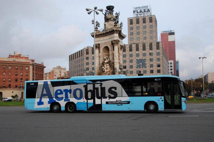 Остановка Аэробуса
