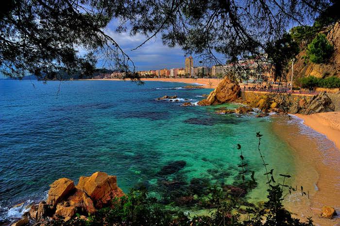 География Lloret de Mar