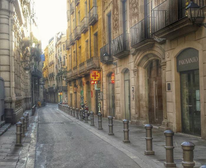 Улица Avinyó