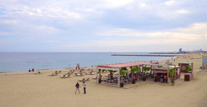 Пляж Левант (Llevant)