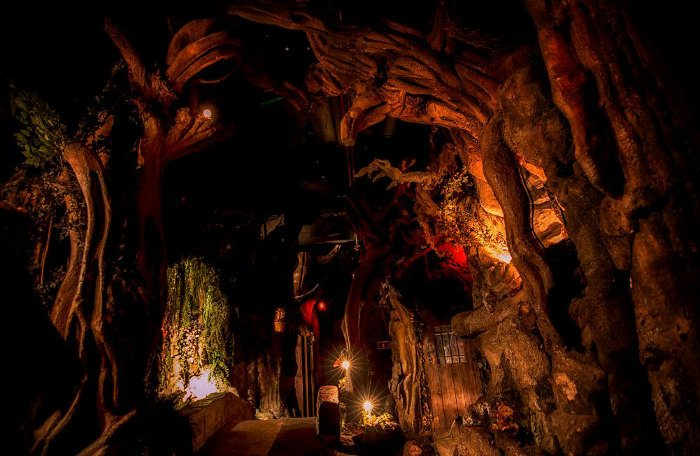Заколдованный бар El Bosc de les Fades