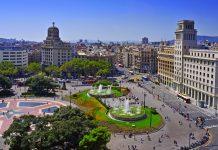 Центр Барселоны